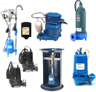Goulds Water Technologies Wastewater-Drainage Pumps